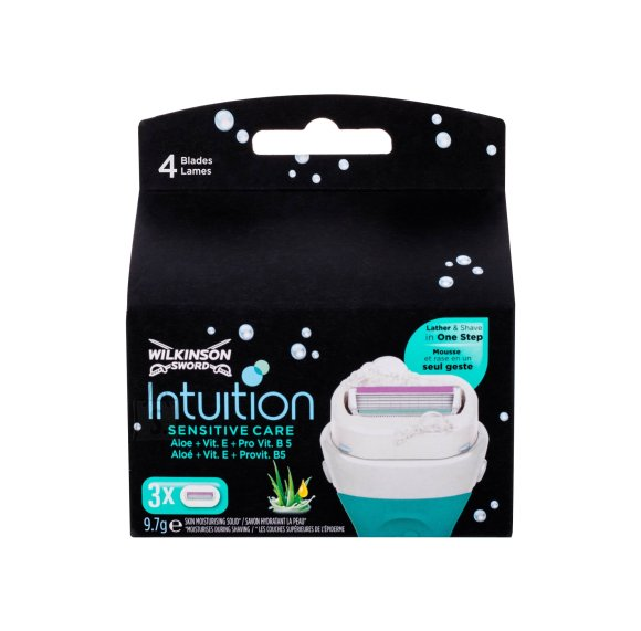 Wilkinson Sword Intuition Replacement blade (3 pc)