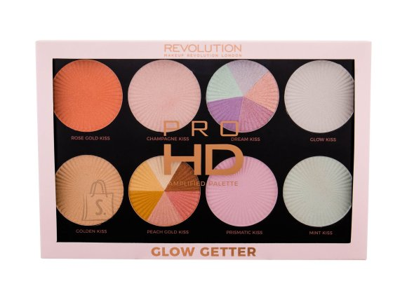 80cca010b61 Makeup Revolution London Pro HD highlighter palett: Glow Getter