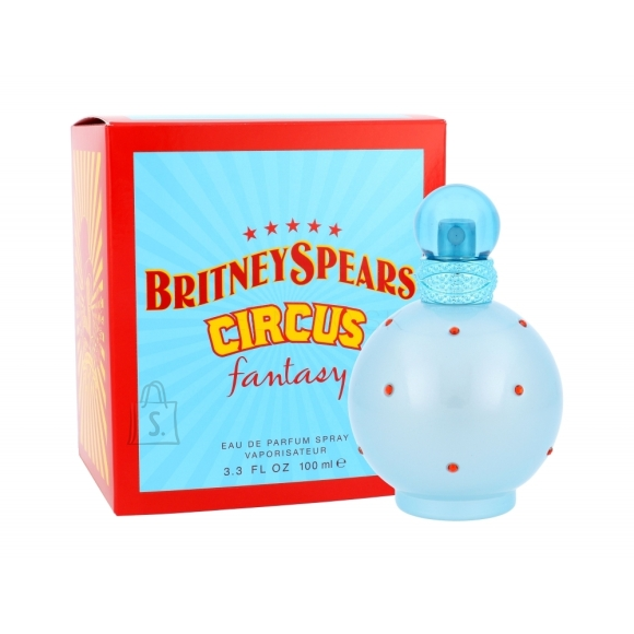 Britney Spears Circus Fantasy parfüümvesi EdP 100 ml