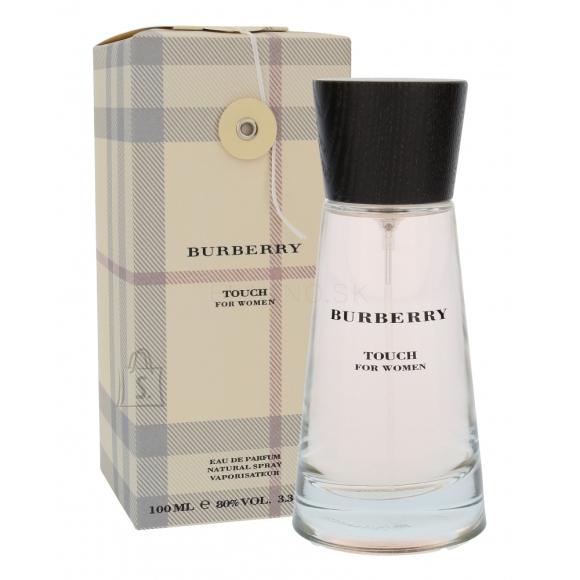 Burberry Touch parfüümvesi EdP 100 ml