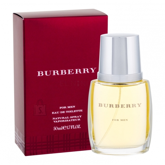 Burberry for Man tualettvesi EdT 50 ml