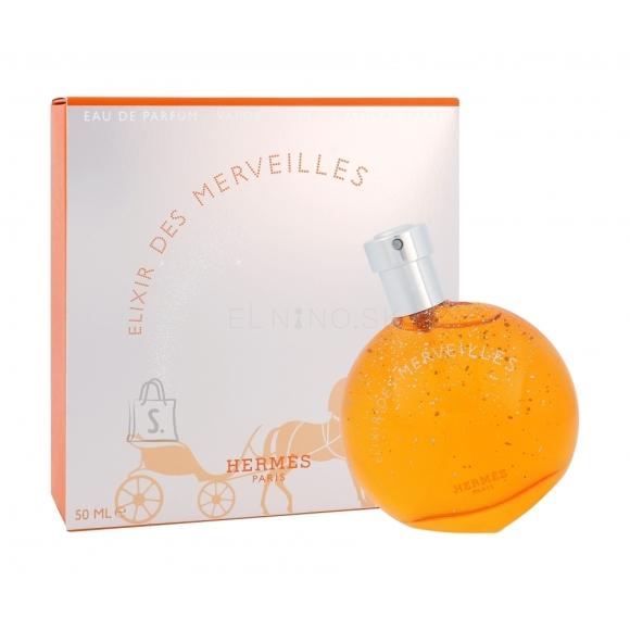 Hermes Elixir des Merveilles parfüümvesi EdP 50 ml