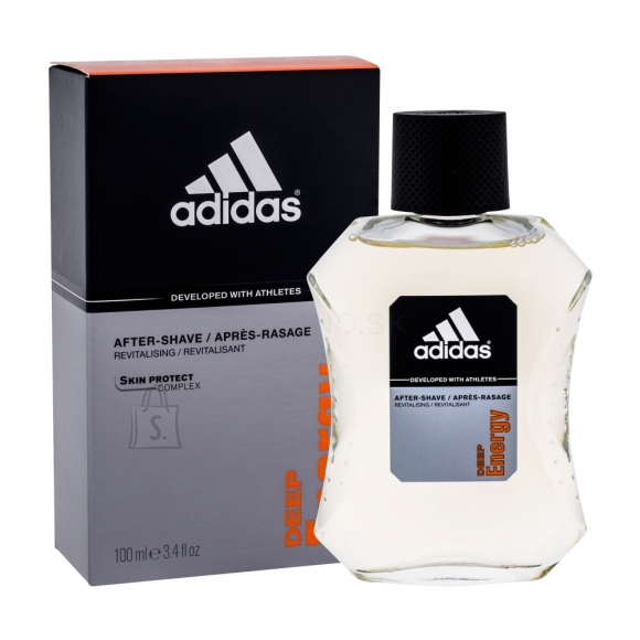 Adidas Deep Energy aftershave 100 ml