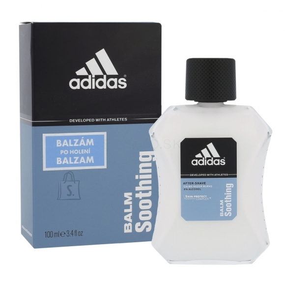 Adidas Balm Soothing aftershave palsam 100 ml