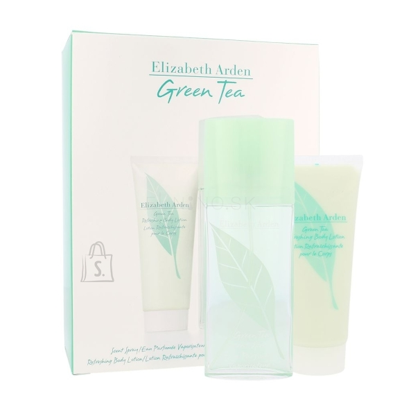 Elizabeth Arden Green Tea lõhnakomplekt EdP 100 ml