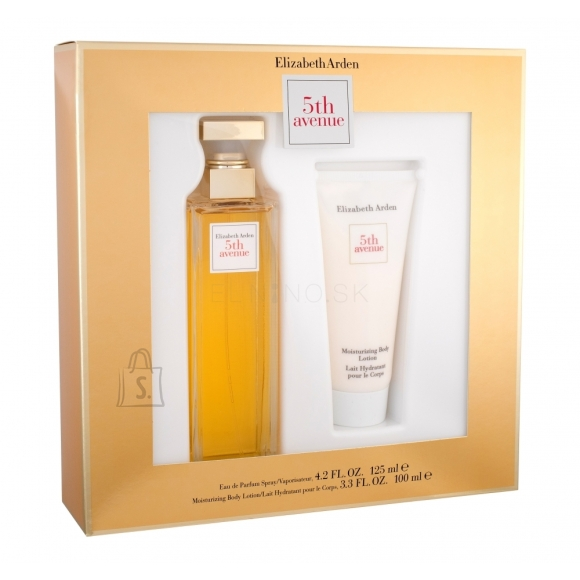 Elizabeth Arden 5th Avenue lõhnakomplekt EdP 125 ml