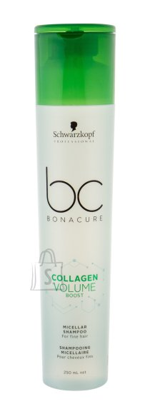Schwarzkopf Professional BC Bonacure Collagen Volume Boost šampoon 250ml