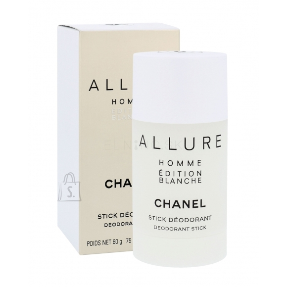 a21ec87108e Chanel Allure Edition Blanche pulkdeodorant 75 ml