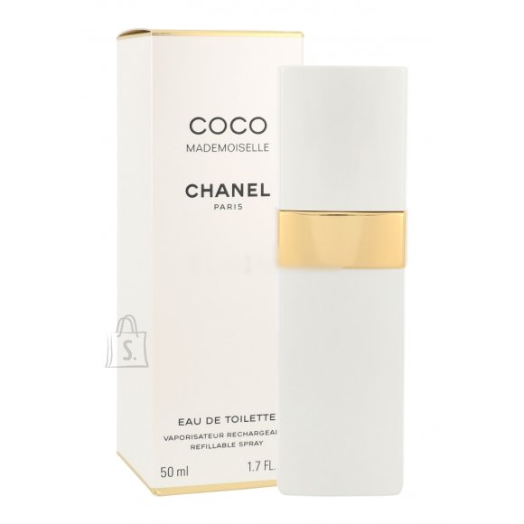 Chanel Coco Mademoiselle Eau de Toilette tualettvesi EdT 50 ml