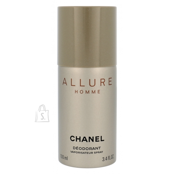 Chanel Allure Homme spray deodorant 100 ml