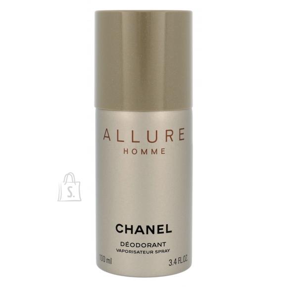 Chanel Allure Homme spray deodorant 100 ml