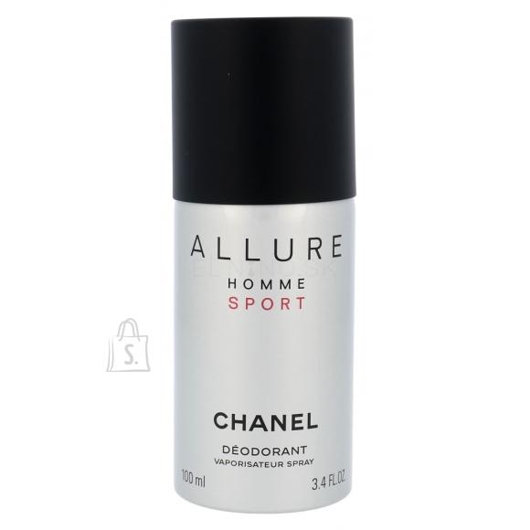 Chanel Allure Homme Sport spray deodorant 100 ml
