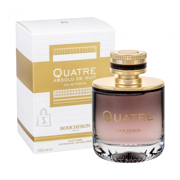 Boucheron Quatre Absolue de Nuit Pour Femme parfüümvesi EdP 100 ml