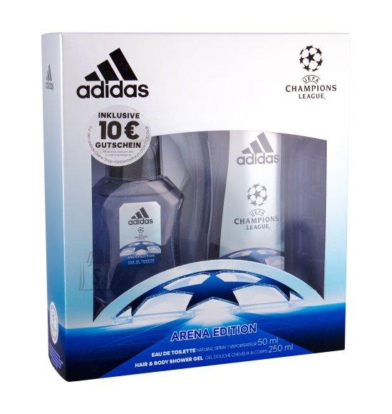 Adidas UEFA Champions League Arena Edition lõhnakomplekt EdT 50 ml
