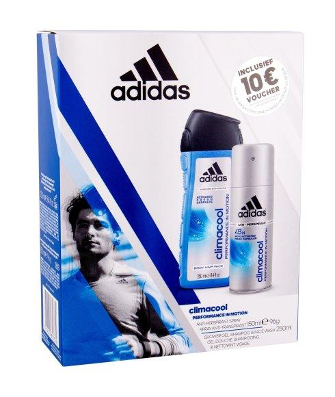 Adidas Climacool deodorant 150 ml + dušigeel 250 ml