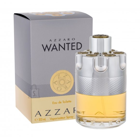 Azzaro Wanted tualettvesi EdT