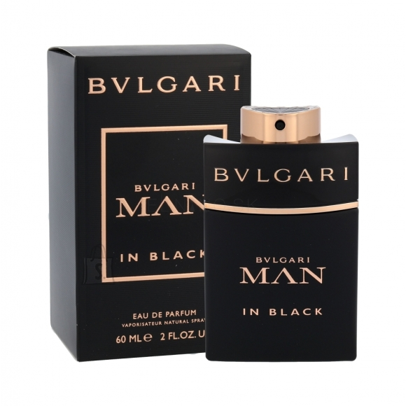 Bvlgari Man In Black parfüümvesi EdP 60 ml