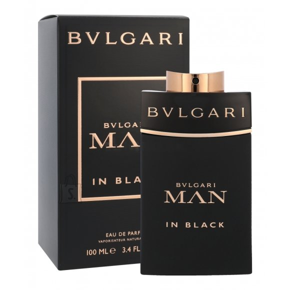 Bvlgari Man In Black parfüümvesi EdP 100 ml