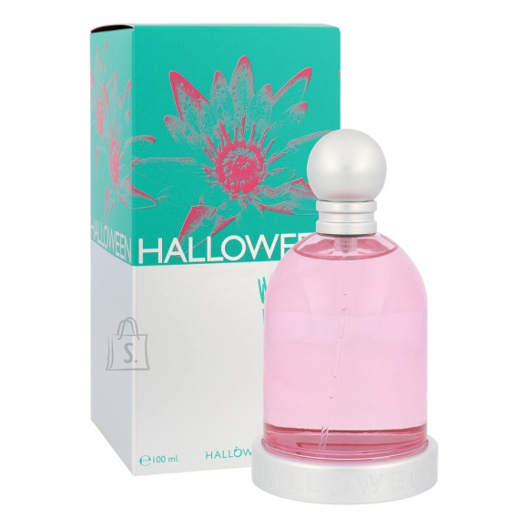 Jesus Del Pozo Halloween Water Lilly tualettvesi EdT 100 ml