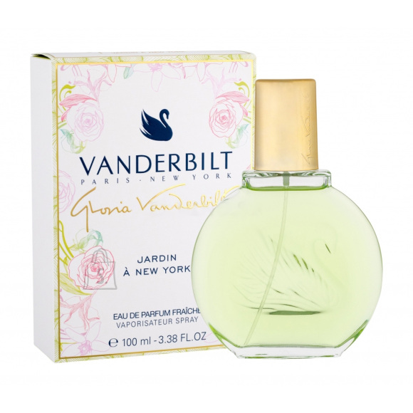 Gloria Vanderbilt Jardin a New York Eau Fraîche 100 ml