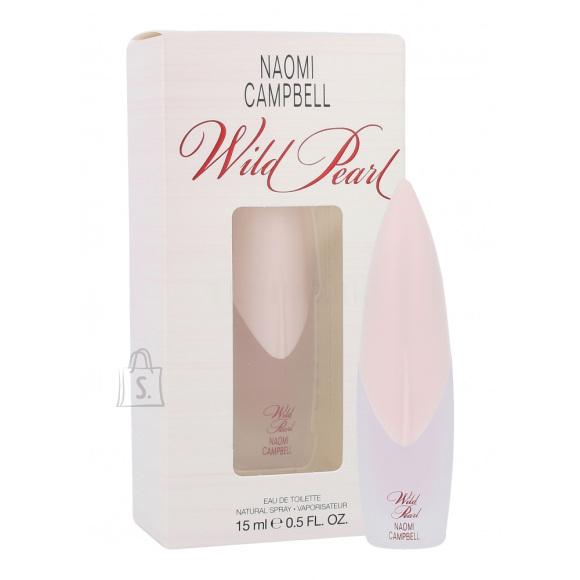 Naomi Campbell Wild Pearl tualettvesi EdT 15 ml