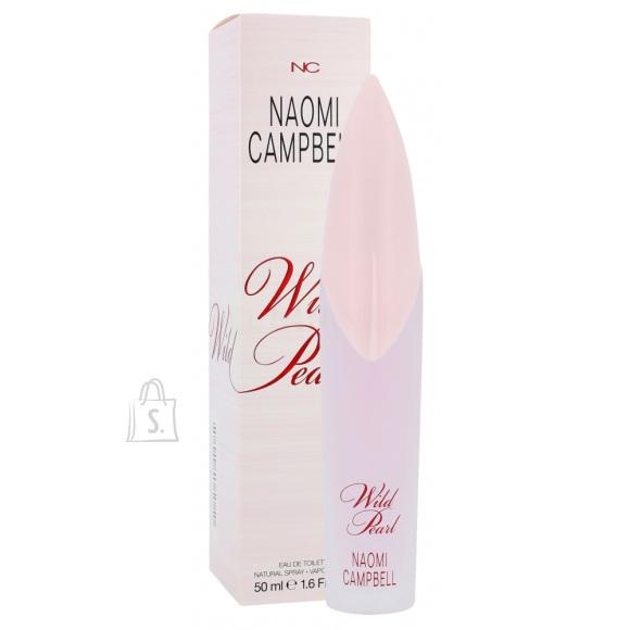 Naomi Campbell Wild Pearl tualettvesi EdT 50 ml