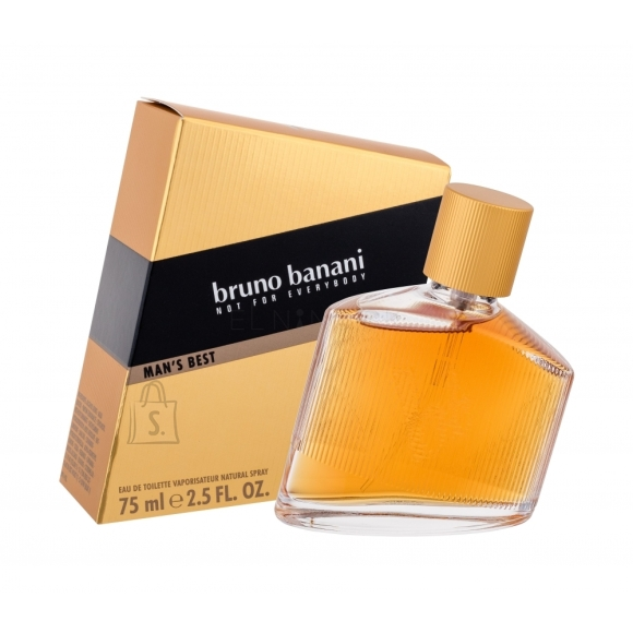 Bruno Banani Man´s Best tualettvesi EdT 75 ml