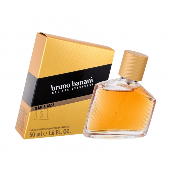 Bruno Banani Man´s Best tualettvesi EdT 50 ml