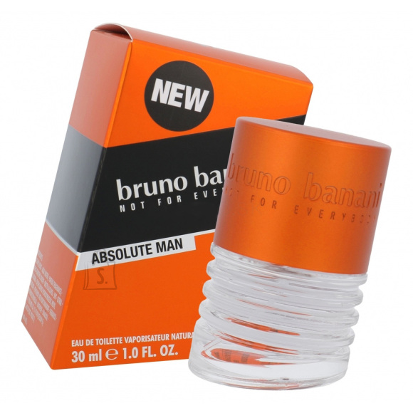 Bruno Banani Absolute Man tualettvesi EdT 30 ml