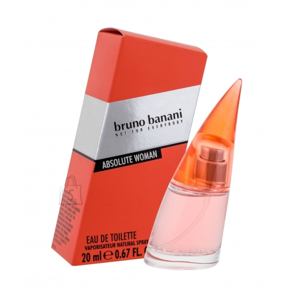 Bruno Banani Absolute Woman tualettvesi EdT 20 ml