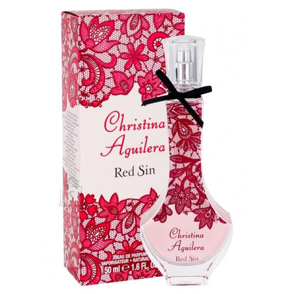 Christina Aguilera Red Sin parfüümvesi EdP