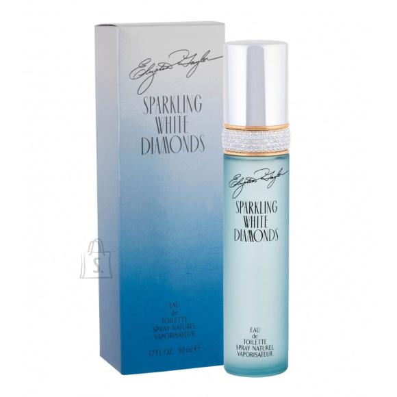 Elizabeth Taylor Sparkling White Diamonds tualettvesi EdT 50 ml