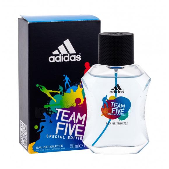Adidas Team Five tualettvesi EdT 50 ml