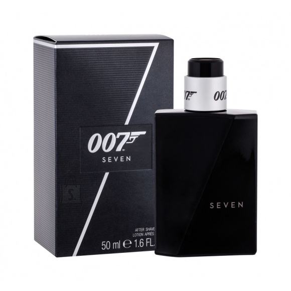James Bond 007 James Bond 007 Seven aftershave 50 ml