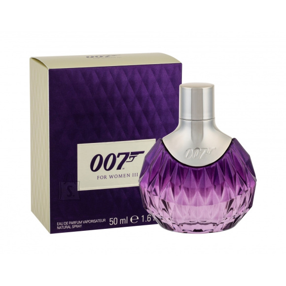 James Bond 007 James Bond 007 For Women III parfüümvesi EdP 50 ml