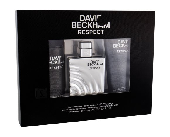David Beckham Respect lõhnakomplekt EdT 90 ml