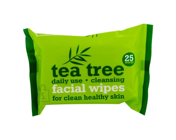 Xpel Tea Tree Cleansing Wipes (25 pc)