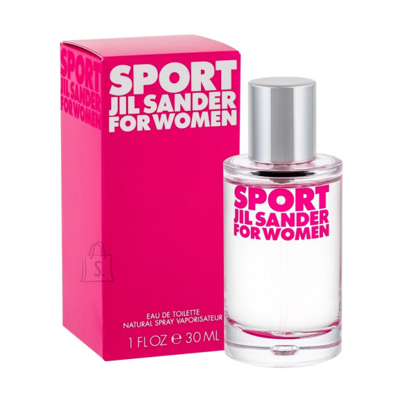 Jil Sander Sport for Women tualettvesi EdT 30 ml