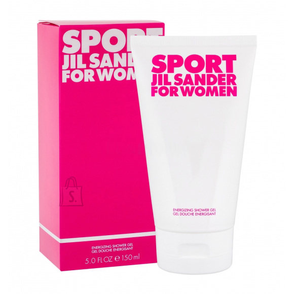 Jil Sander Sport for Women dušigeel 150 ml
