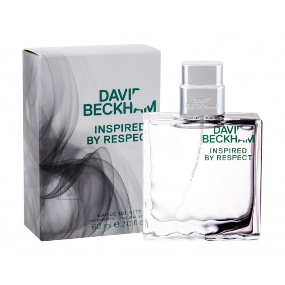 David Beckham Inspired by Respect tualettvesi EdT 60 ml