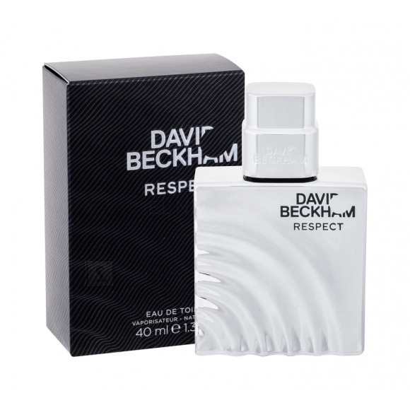 David Beckham Respect tualettvesi EdT 40 ml