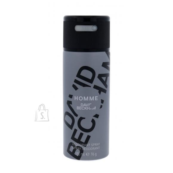David Beckham Homme spray deodorant 150 ml