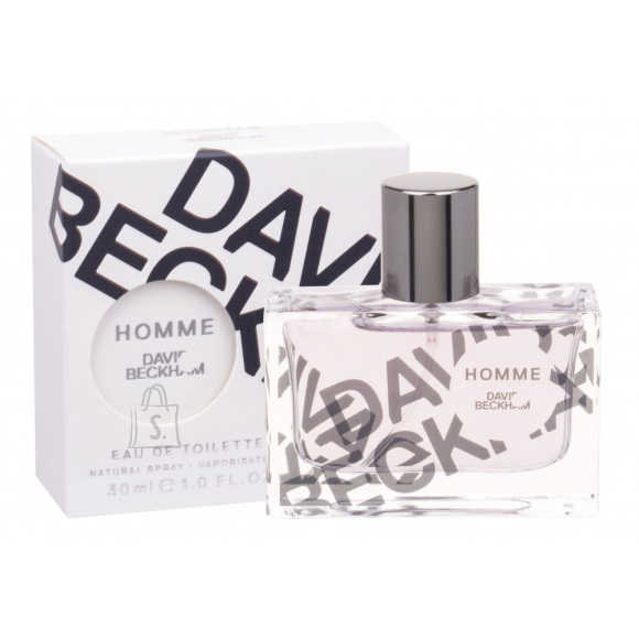 David Beckham Homme tualettvesi EdT 30 ml