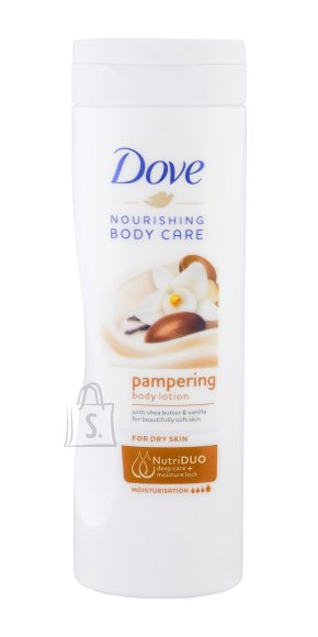 Dove Purely Pampering ihupiim 400 ml