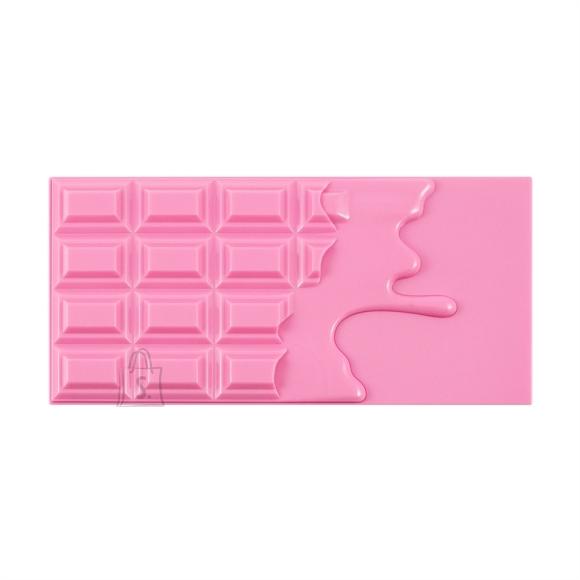 Makeup Revolution London I Heart Makeup I Heart Chocolate lauvärvi palett: Pink Fizz