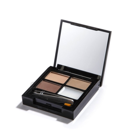 Makeup Revolution London Focus & Fix Eyebrow Shaping Kit: Light Medium