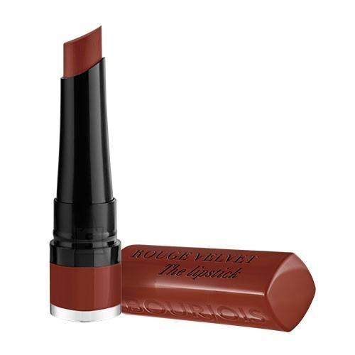 BOURJOIS Paris Rouge Velvet huulepulk: 12 Brunette