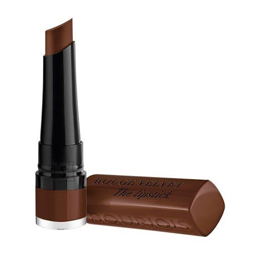 BOURJOIS Paris Rouge Velvet huulepulk: 25 Maca´brown