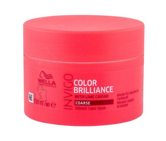 Wella Professionals Invigo Color Brilliance juuksemask paksudele juustele 150 ml