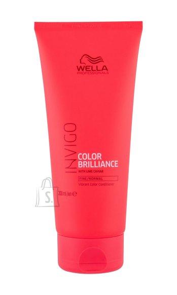 Wella Invigo Color Brilliance palsam õhukestele ja normaalsetele juustele 200 ml